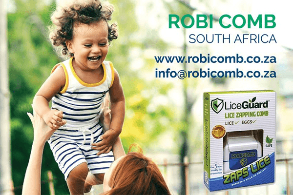 RobiComb Lice Zapping Comb and Comb Kit - Special