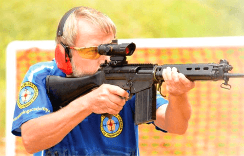 False Bay Firearm Training Academy