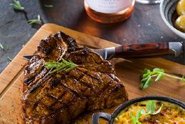 The Hussar Grill Franschhoek
