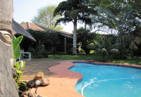 Hluhluwe Guest House & Safaris