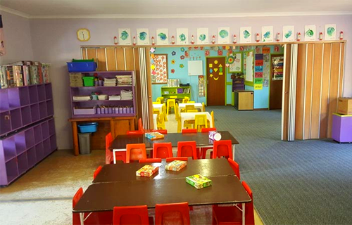 Cuddle Inn Nursery School