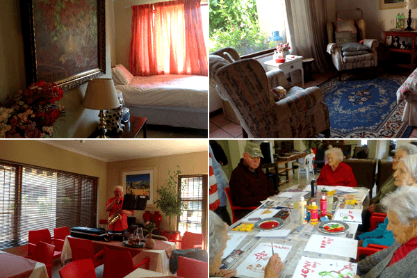 Mid- To Frail Care And Alzheimer's Care Home