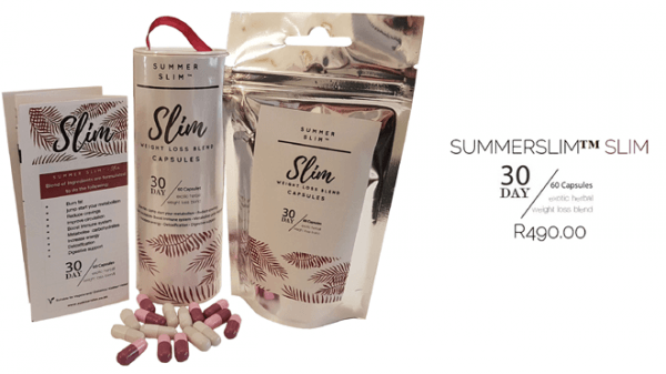 Summer Slim Weight loss products