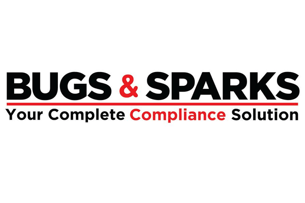 Bugs and Sparks Logo