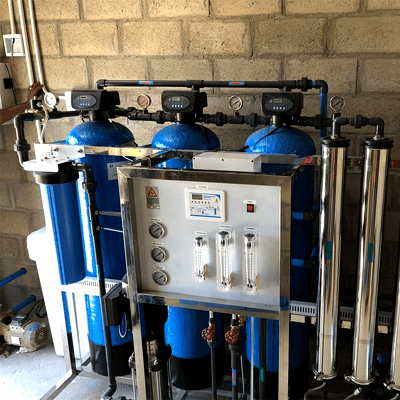 Water Treatment Systems Products & Services