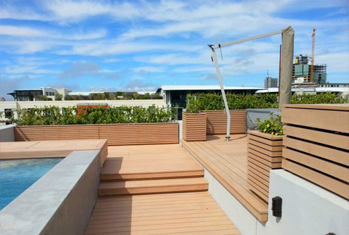 ProDecking Timber Construction
