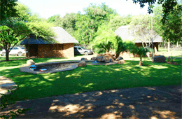 Crocuta Game Lodge