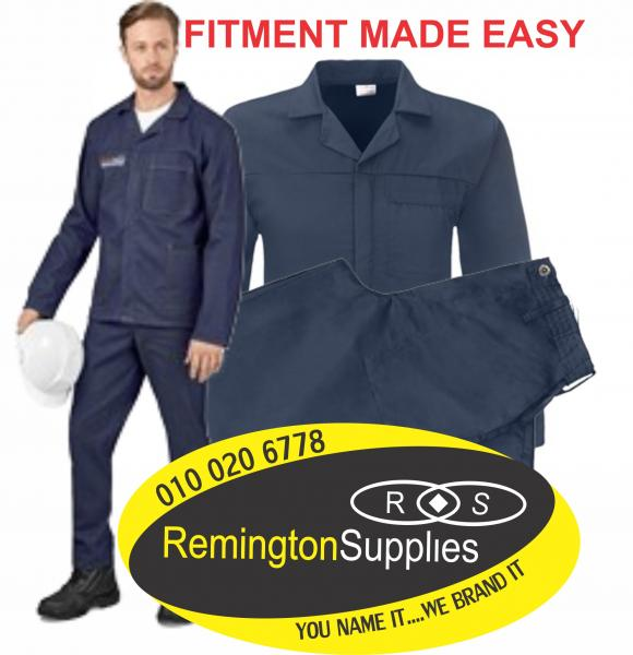 Remington Supplies - Workwear Conti-Suits Poly Cotton Special